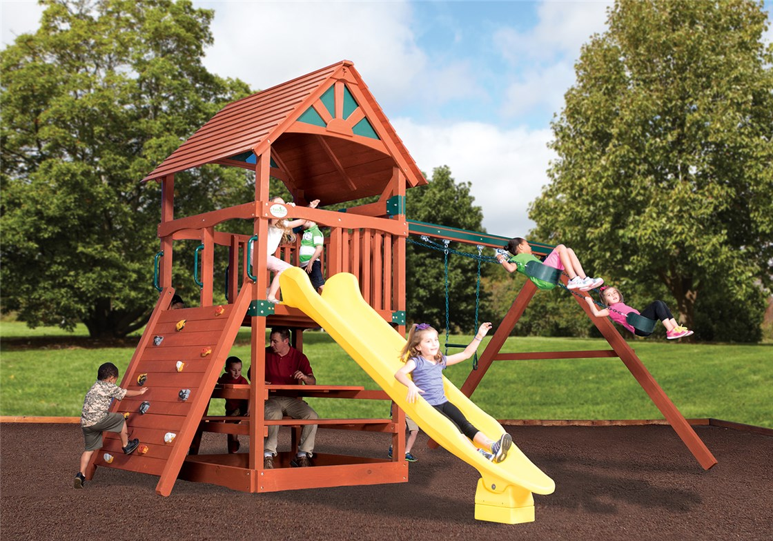 Adventure Treehouse Jumbo 2