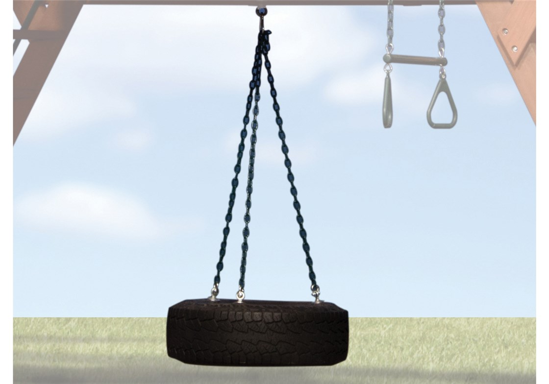 Tire Swivel Swing - 30