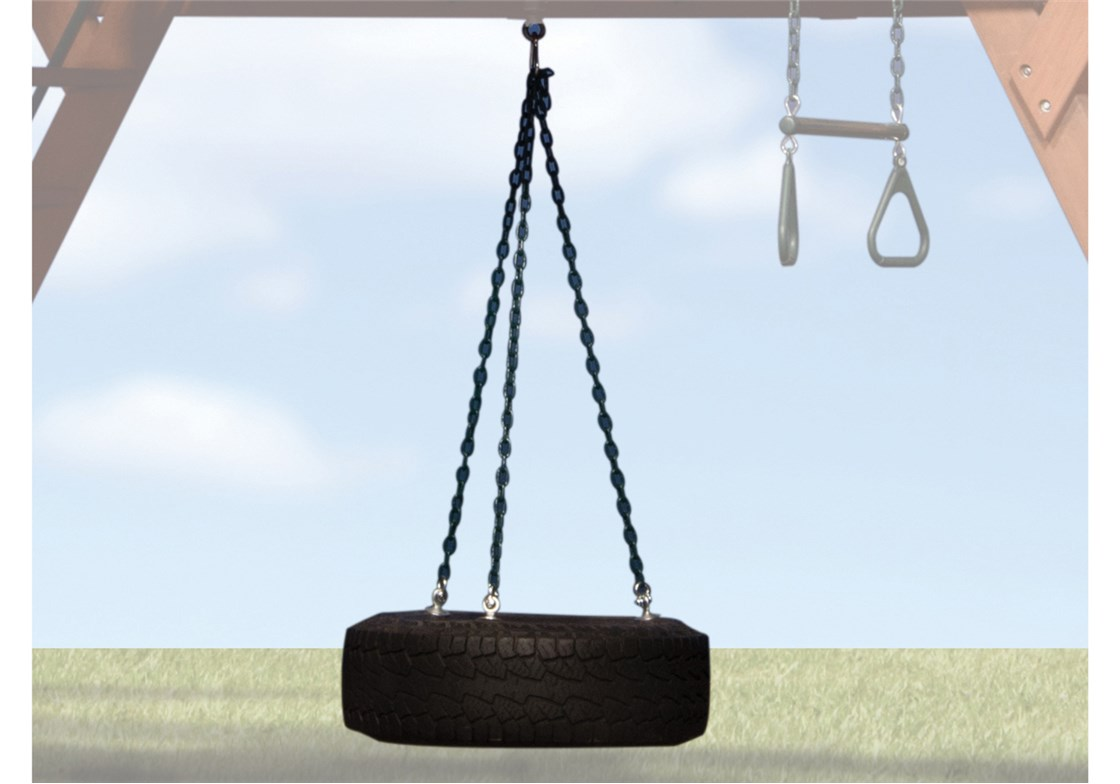 Tire Swivel Swing - 58