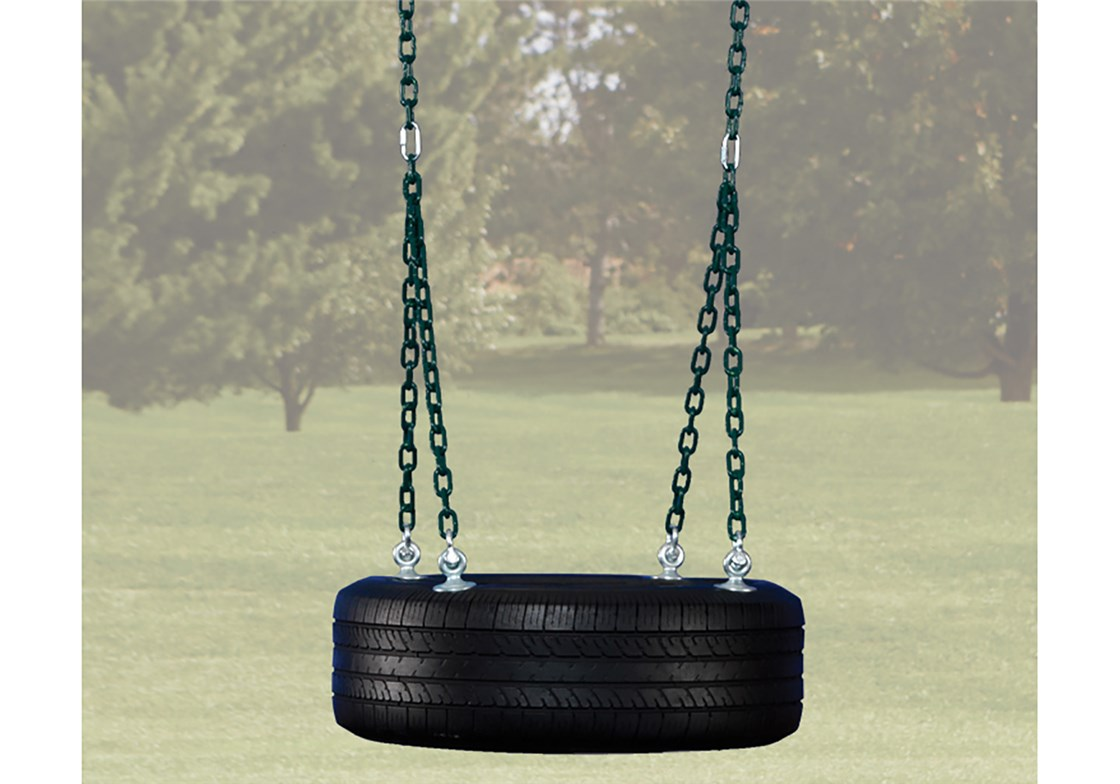 Tire Swing (8' Swing Beam)