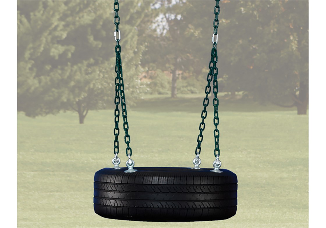 Tire Swing (9' Swing Beam)