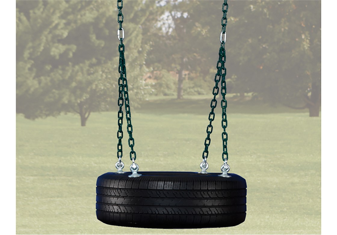 Tire Swing (10' Swing Beam)