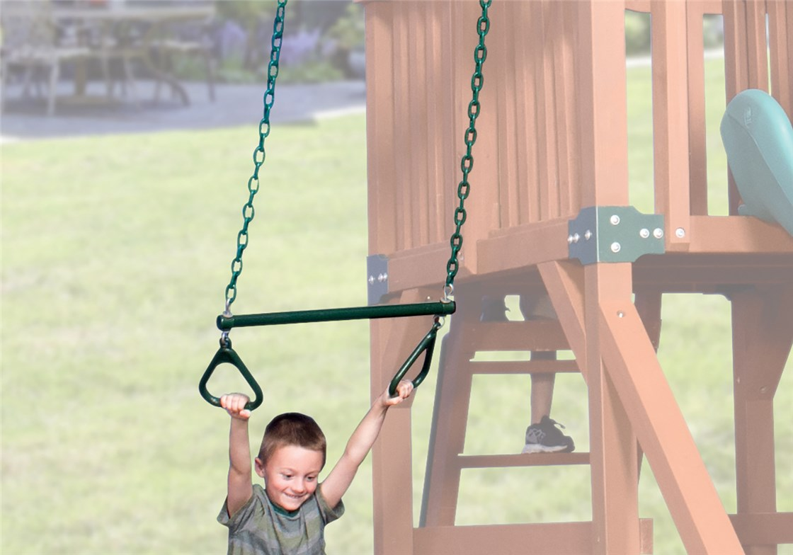 Trapeze - Green - 47