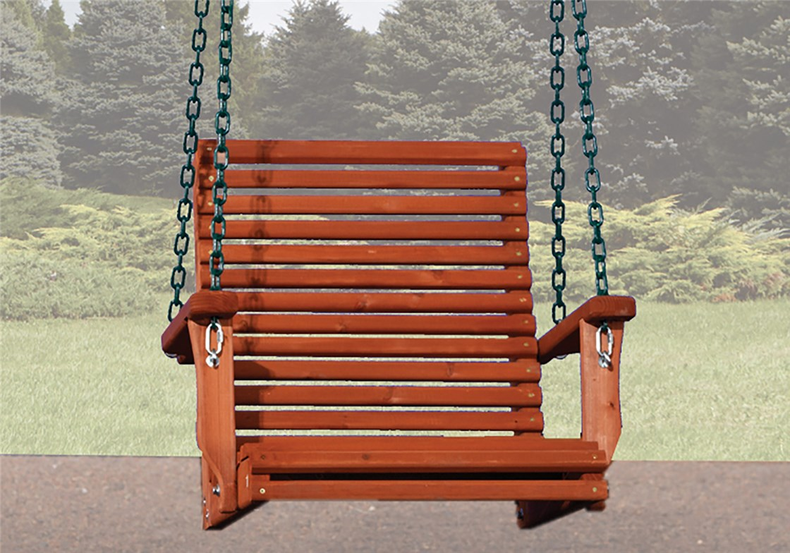 Wooden Swing (8' Swing Beam)