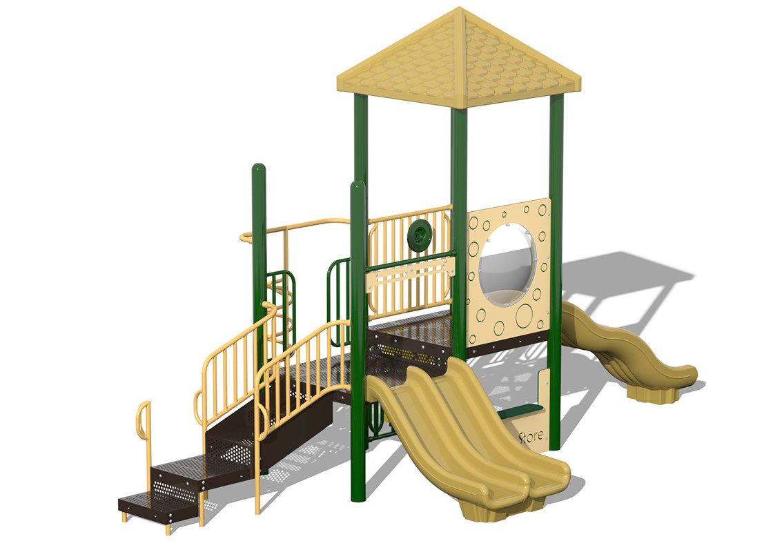 Commercial Playground  1001