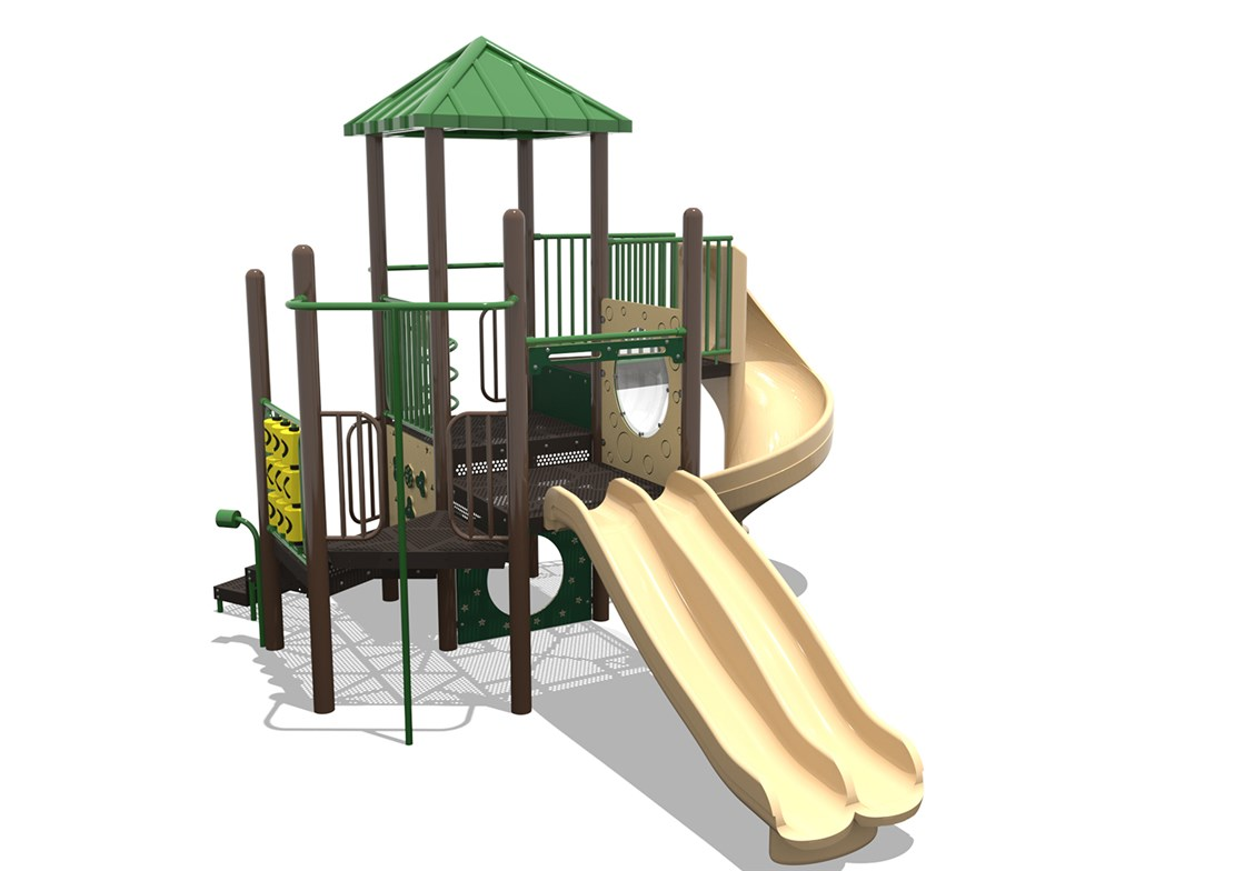 Commercial Playground  1116