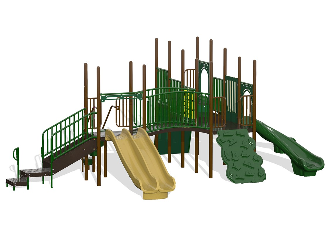 Commercial Playground 11817