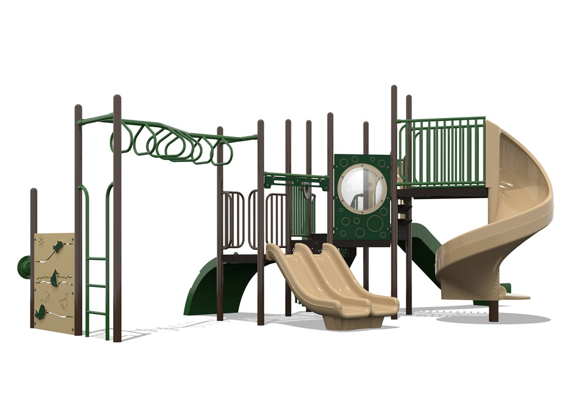 Commercial Playground 11902