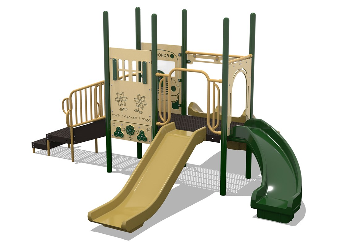 Commercial Playground 1225