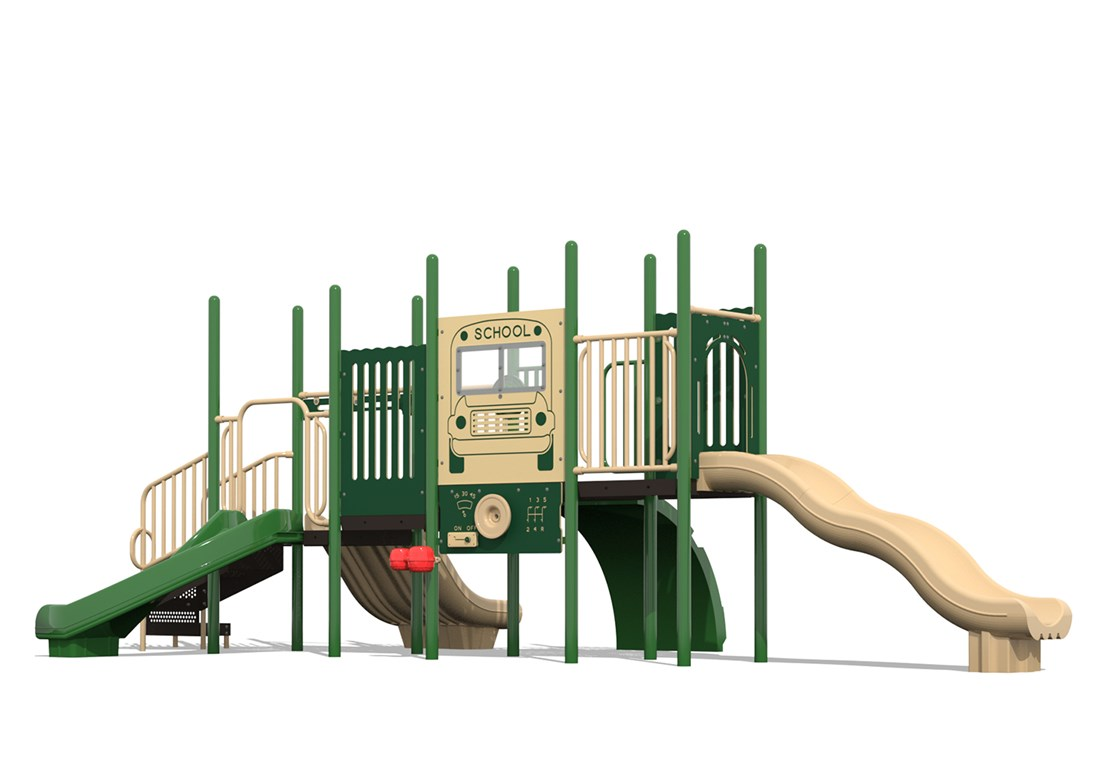 Commercial Playground 13617