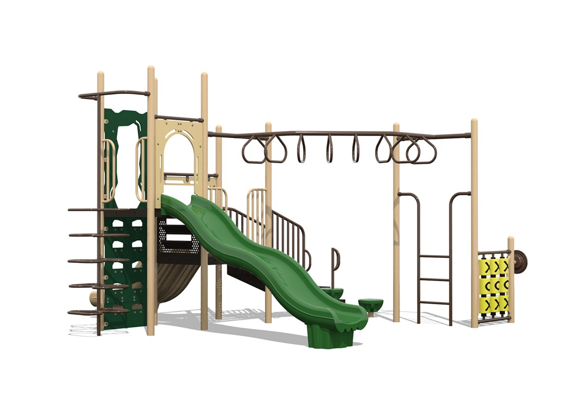 Commercial Playground  225