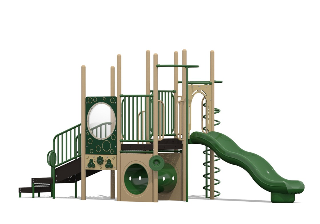 Commercial Playground 241