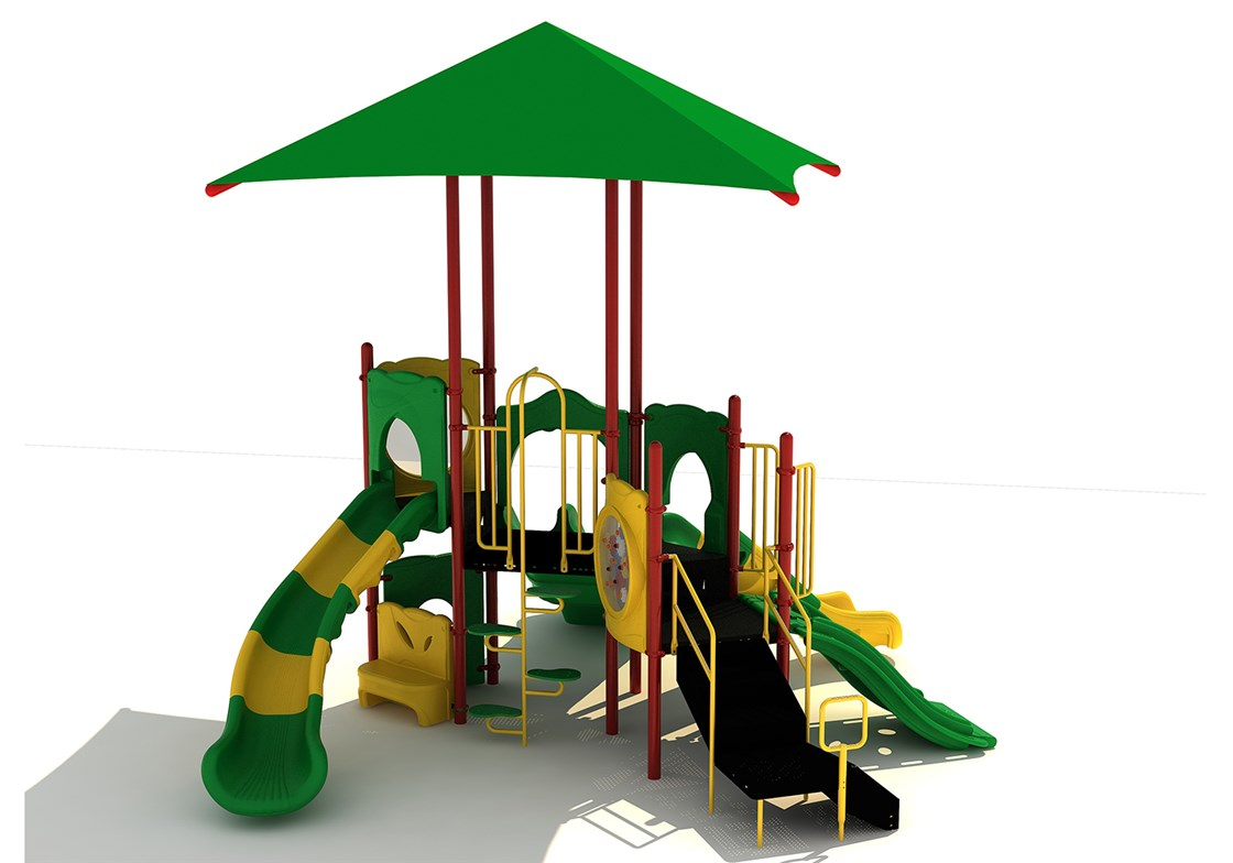 Commercial Playground 1624