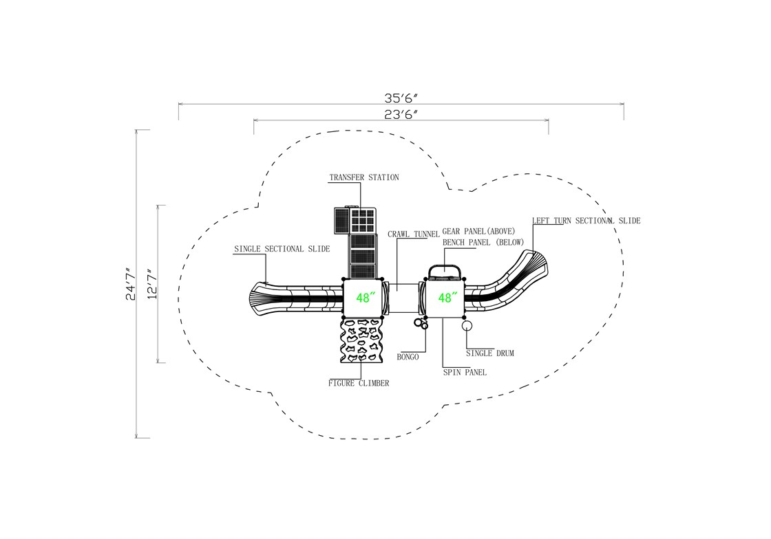 KP-16AB-Layout-A-CAD-Topview