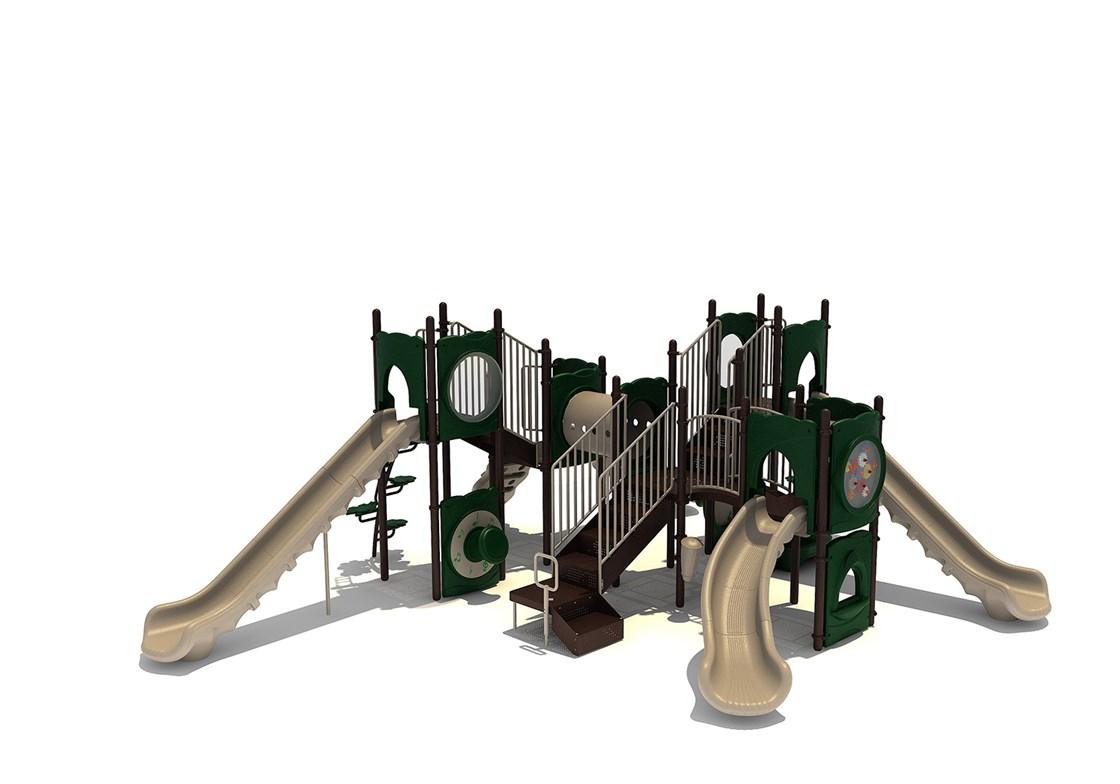 Quick Ship Playground ABCDD