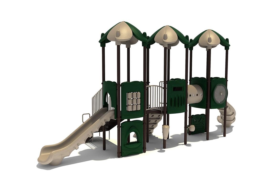 Quick Ship Playground ABC w/ Roof