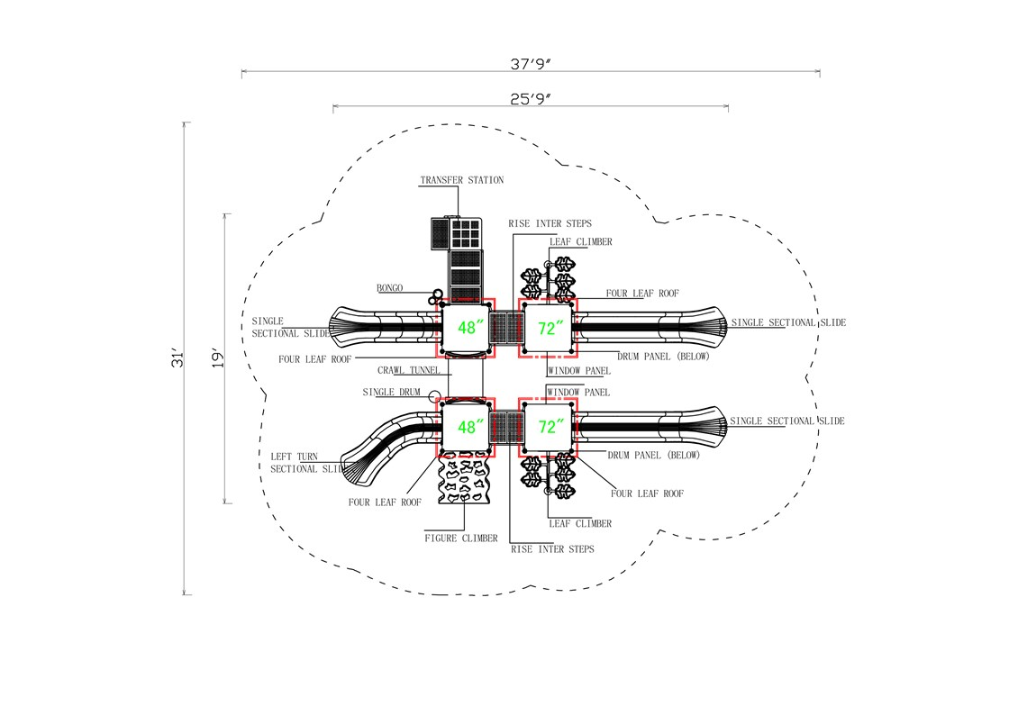 KP-16ABDDR-Layout-B-CAD-Topview