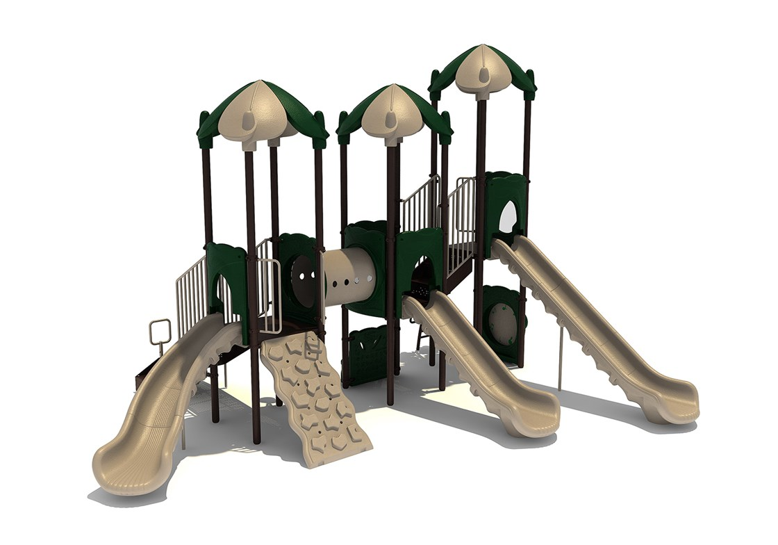 Quick Ship Playground ABD w/ Roof