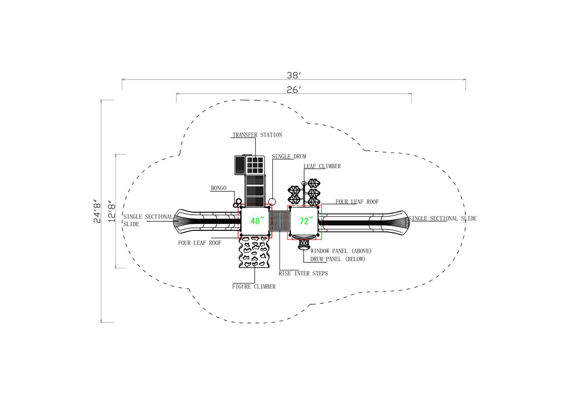KP-16ADR-Layout-A-CAD-Topview