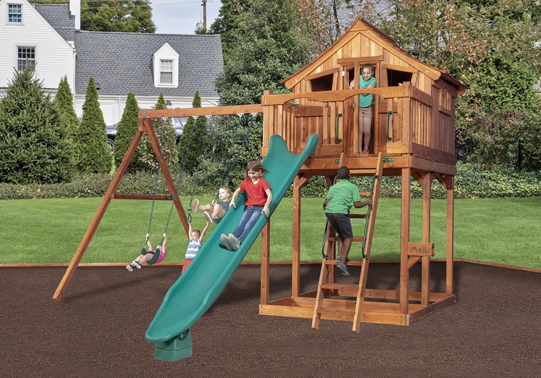 Backyard Playsets Backyard Swing Sets Backyardadventurescom
